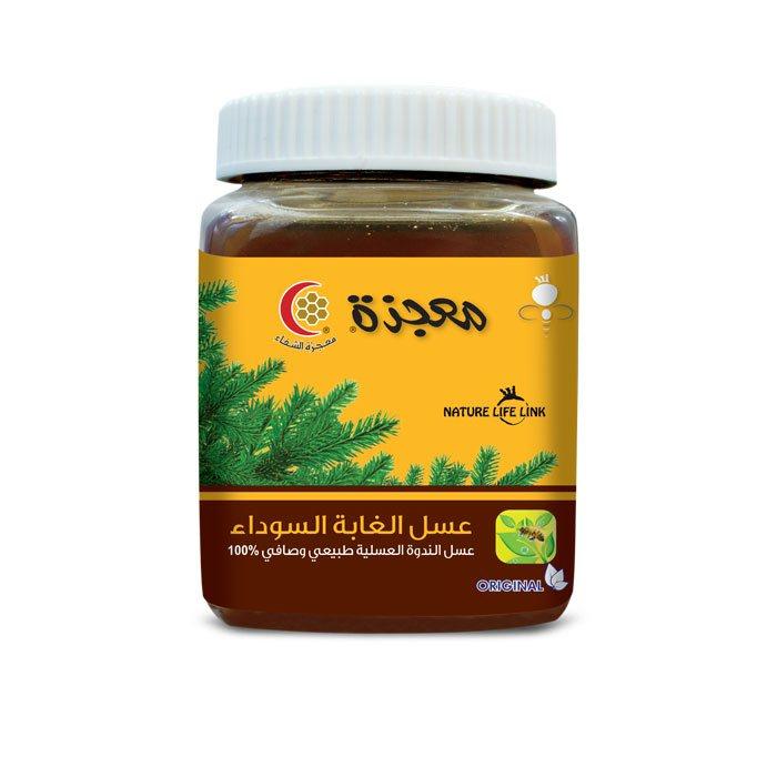 8aba - عسل الغابة السوداء 500 جرام