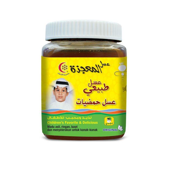 hmdeat - عسل الحمضيات للاطفال