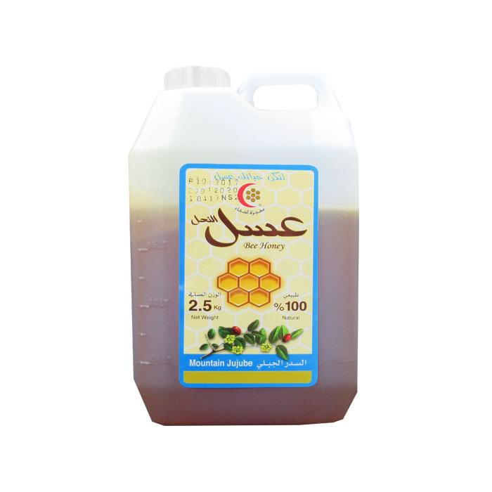 sedrgble2.5 - عسل السدر الجبلي