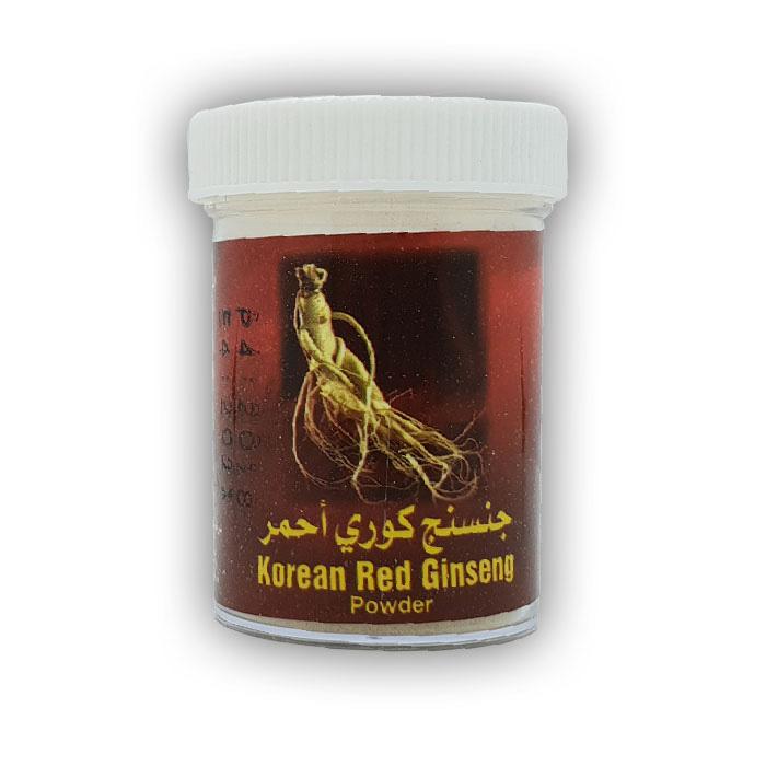 gensegkorya7mar - جنسنج كوري احمر